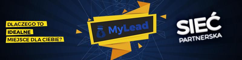 MyLead – najlepszy program partnerski